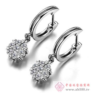 鼎极珠宝-钻石耳饰04