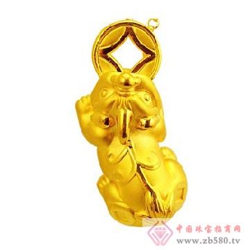 中国金店黄金饰品18