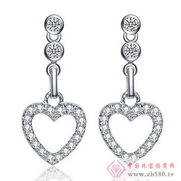鼎极珠宝-钻石耳饰06