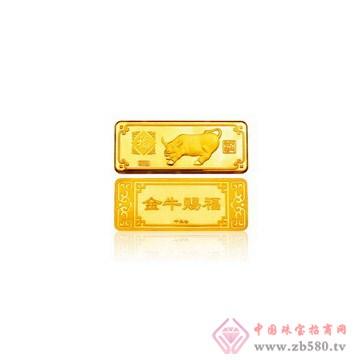 中国金店金条1