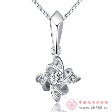 鼎极珠宝-钻石吊坠02