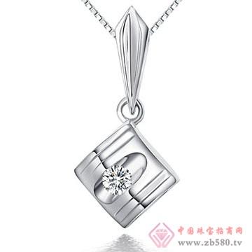 鼎极珠宝-钻石吊坠03