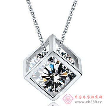 长宁钻石-钻石吊坠01