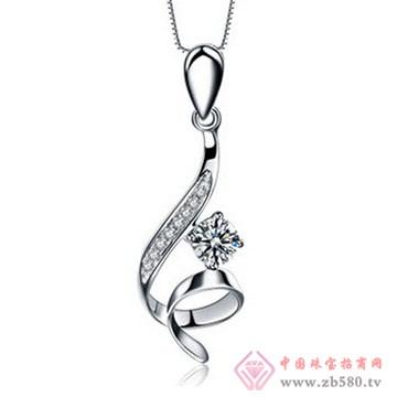 长宁钻石-钻石吊坠06