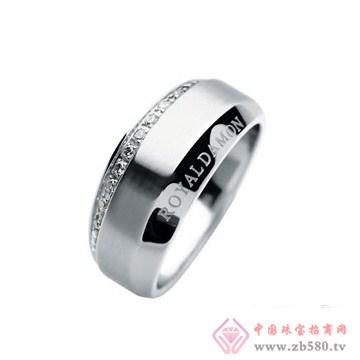逢甲银楼-钻石戒指2