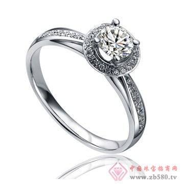 优诗黛钻石戒指1