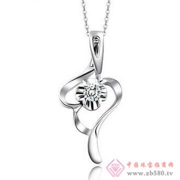 多利珠宝-钻石吊坠1