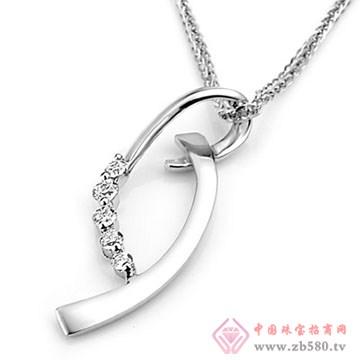 多利珠宝-钻石吊坠3