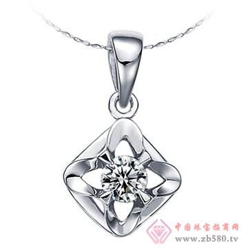多利珠宝-钻石吊坠4