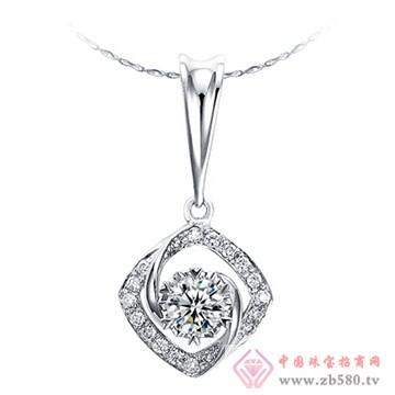 多利珠宝-钻石吊坠6