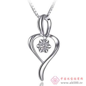 多利珠宝-钻石吊坠7
