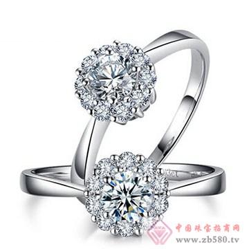 多利珠宝-钻石戒指12