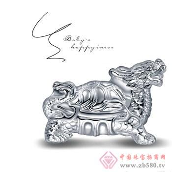 俏金族银饰17