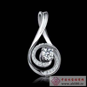 佳盛珠宝-钻石吊坠01