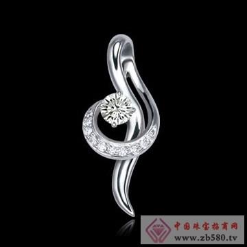 佳盛珠宝-钻石吊坠02