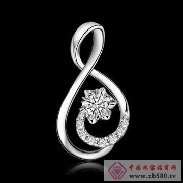 佳盛珠宝-钻石吊坠05