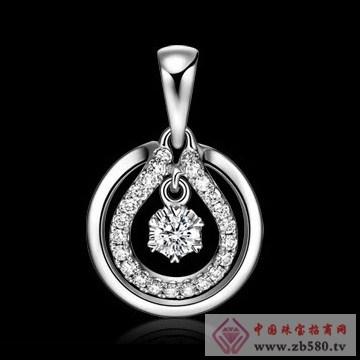 佳盛珠宝-钻石吊坠06