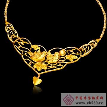 佳盛珠宝-黄金项链