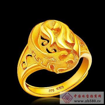 佳盛珠宝-黄金戒指01
