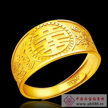 佳盛珠宝-黄金戒指04