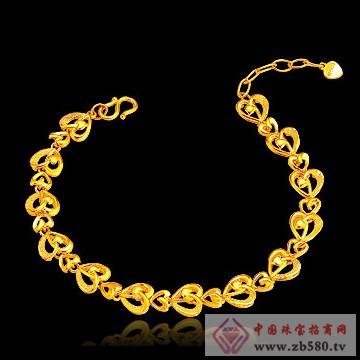 佳盛珠宝-黄金手链
