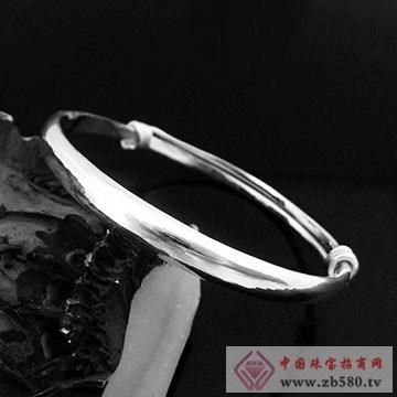 瑞爱丽首饰-925银手镯4