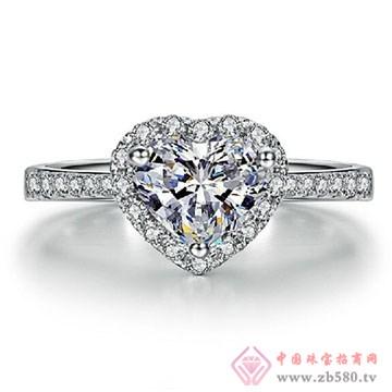 阿斯卡珠宝-钻石戒指01