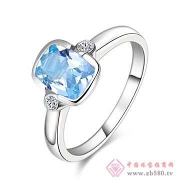 阿斯卡珠宝-海蓝宝石戒指03