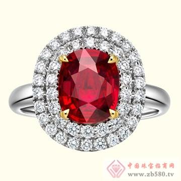 古名珠宝-彩宝戒指05