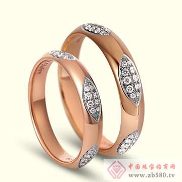 古名珠宝-K金钻石戒指08