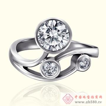 古名珠宝-钻石戒指01