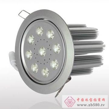 9*3w27w led珠宝灯 led柜台灯