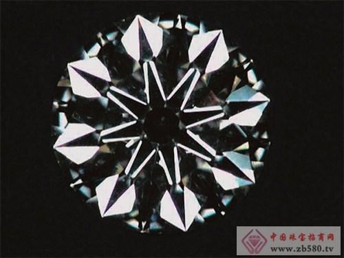钻石意境简笔画