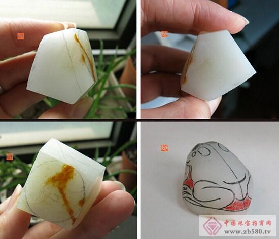 玉石雕刻过程_工艺流程