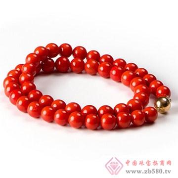芝琦珠宝-珊瑚手链