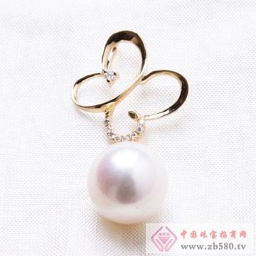 芝琦珠宝-珍珠胸针03