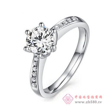 周六旺珠宝-钻石戒指03
