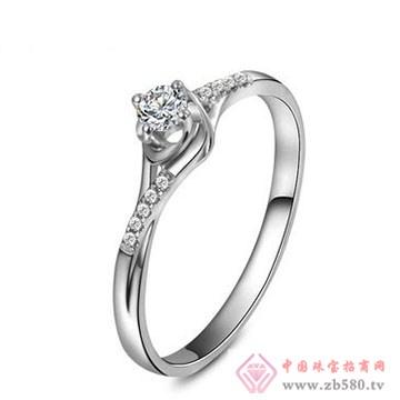 周六旺珠宝-钻石戒指01