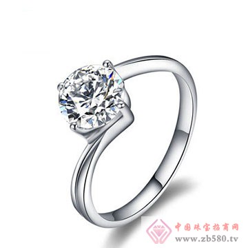 周六旺珠宝-钻石戒指02