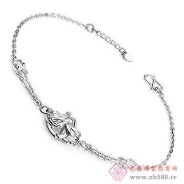 周六旺珠宝-铂金手链