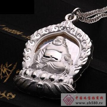 百年宝诚-纯银吊坠