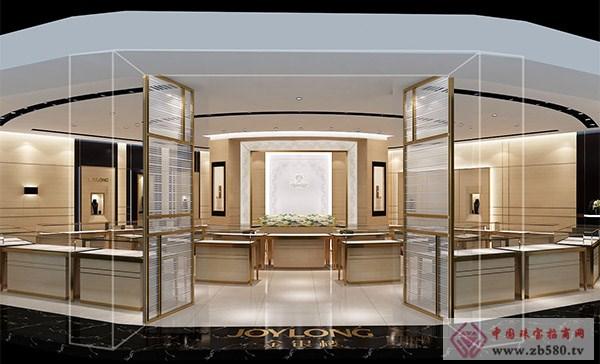 千百度装饰与您分享高端珠宝展柜设计制作的几个要点