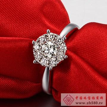 金梦福珠宝-钻石戒指01