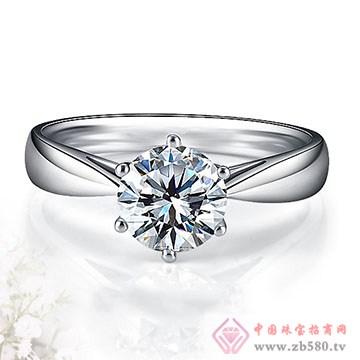 金梦福珠宝-钻石戒指03