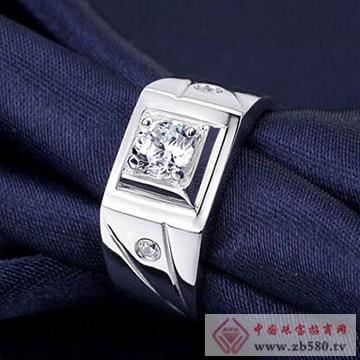 金梦福珠宝-925银戒指