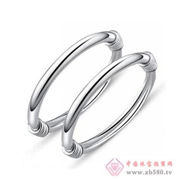 金梦福珠宝-925银手镯01