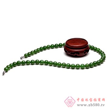 晶雅福-翡翠串珠