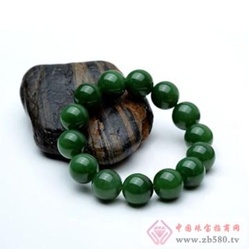 晶雅福-翡翠手串