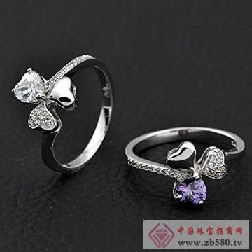 I&U银饰彩宝-彩宝戒指