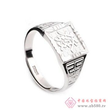 顺银堂-银饰戒指04